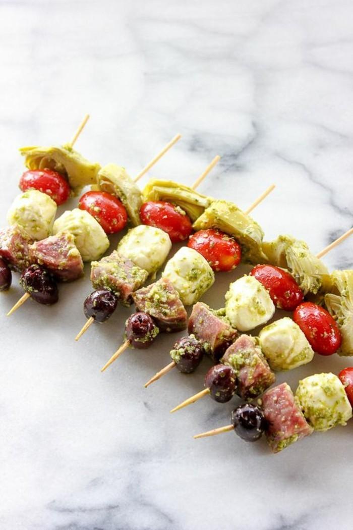 brochette-apero-tomates-cerises-mozzarella-olives-pistache