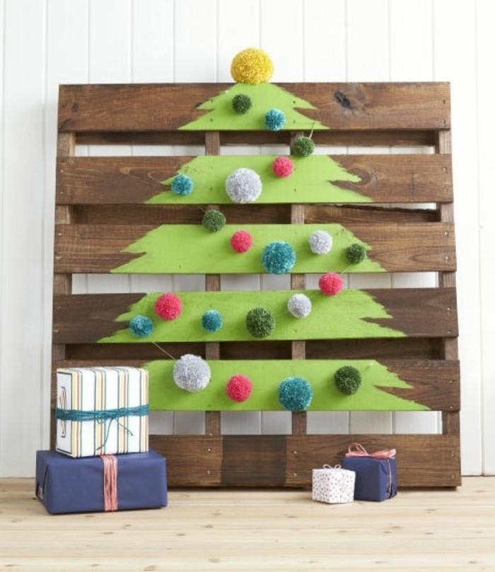 caisse-en-bois-avec-un-sapin-de-noel-dessine-magnifique-decoration-de-noel-a-fabriquer