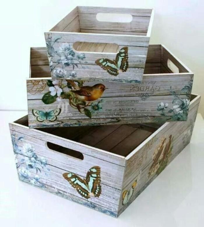 caisses-en-bois-embellies-avec-papier-decopatch-charmant-decoration-objet-remarquable