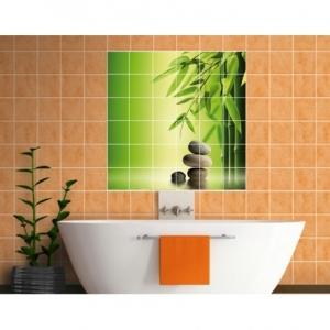 Stickers carrelage top 10 des mod les les plus charmants - Carrelage salle de bain autocollant ...