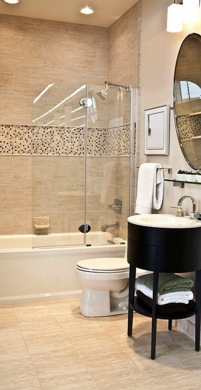salle de bain mosaique beige mosaique pierre sol et mur douche et salle de bain lulli beige. Black Bedroom Furniture Sets. Home Design Ideas