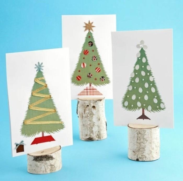 carte-de-voeux-originale-avec-des-arbres-de-noel-en-papier-decoration-superbe-pour-vos-cartes-de-noel