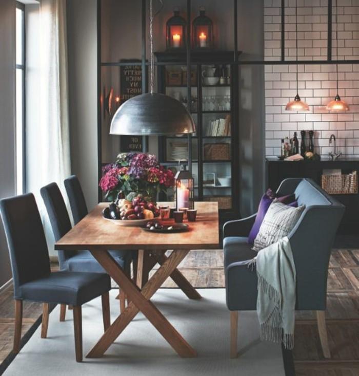 chaise-de-cuisine-moderne-cuisine-et-salle-a-manger