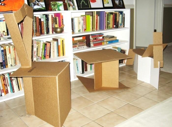 chaise-en-carton-et-table-basse-en-bois-modeles-tres-simples-a-fabriquer-de-ses-propres-mains