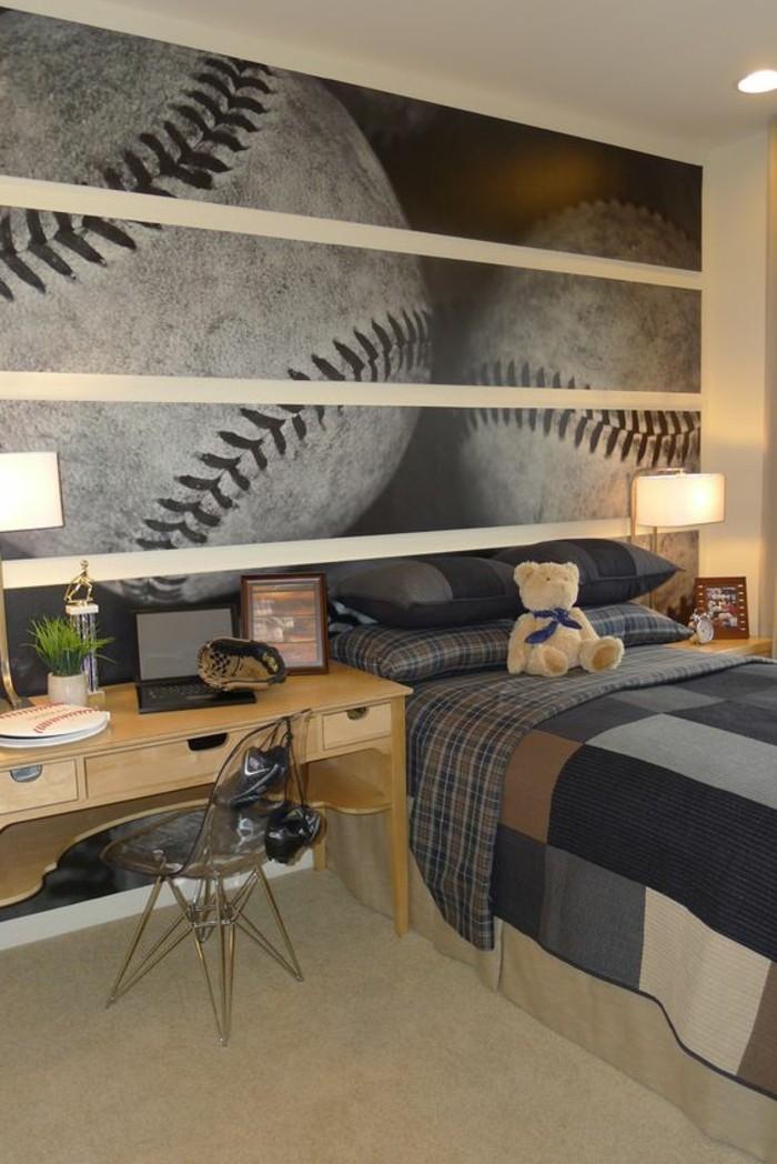 chambre-moderne-ado-etageres-murales-deco-papier-peit-original