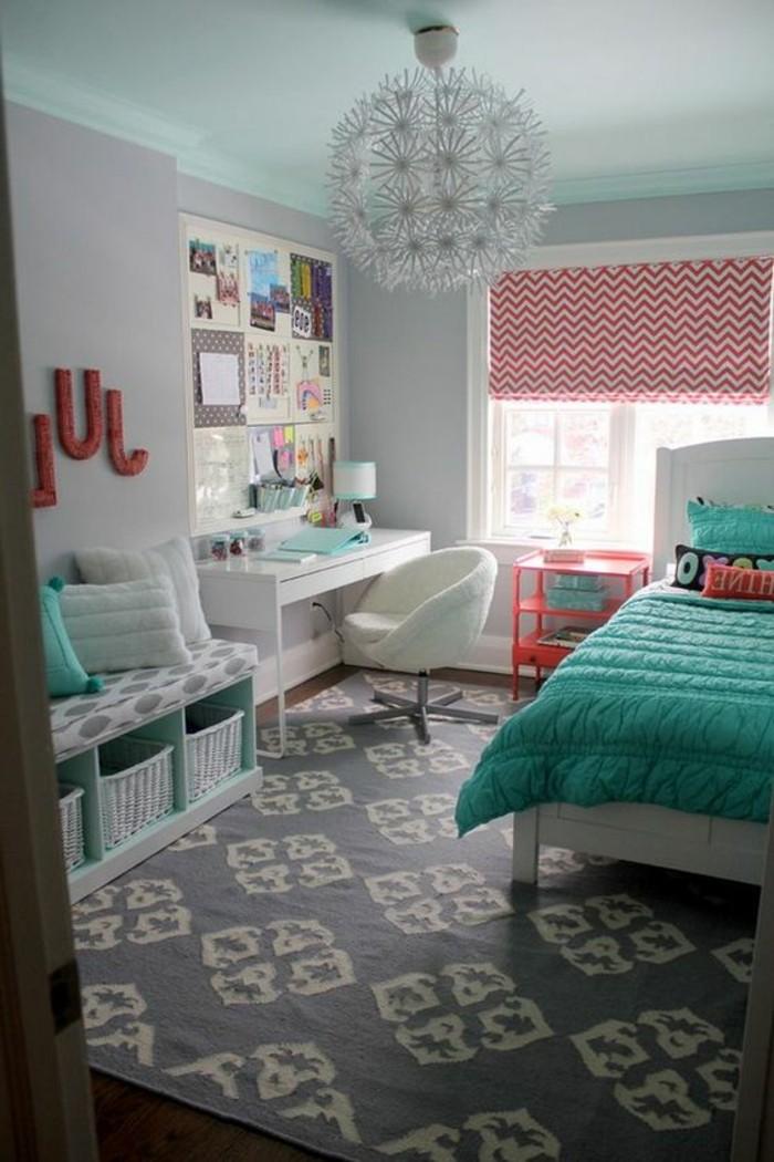 La chambre moderne ado 61 int rieurs pour filles et pour gar ons - Reactie decorer une chambre dado fille ...