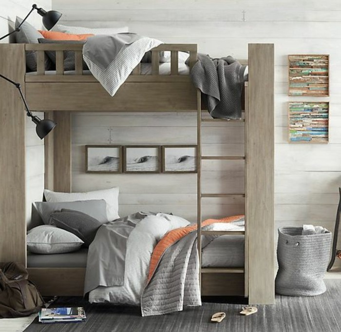 chambre ado gar on moderne id e inspirante pour la conception de la maison. Black Bedroom Furniture Sets. Home Design Ideas