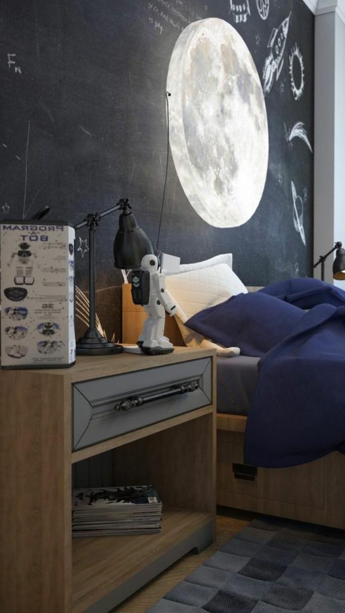 La chambre moderne ado   61 intérieurs pour filles et pour garçons