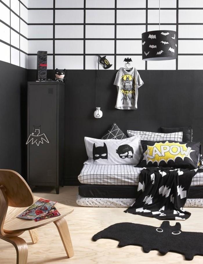 Beautiful idee deco chambre moderne ado ideas design for Chambre d ado
