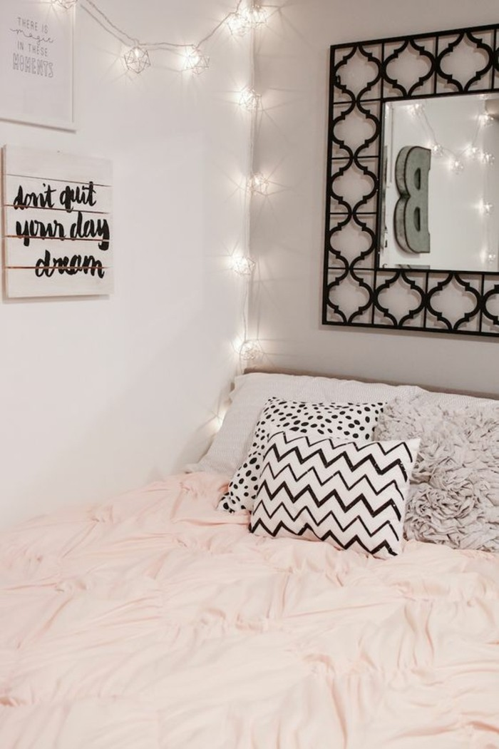 la chambre moderne ado 61 int rieurs pour filles et pour gar ons. Black Bedroom Furniture Sets. Home Design Ideas