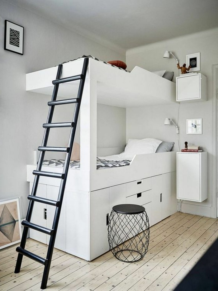 Pin Chambre moderne ado fille shireen on Pinterest