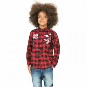 Chemise à carreaux enfant - 70 modèles tendance craquants