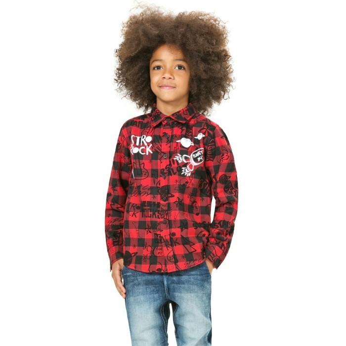 chemise-a-carreaux-enfant-La-Redoute-desigual-aux-motifs-art-de-la-rue-resized