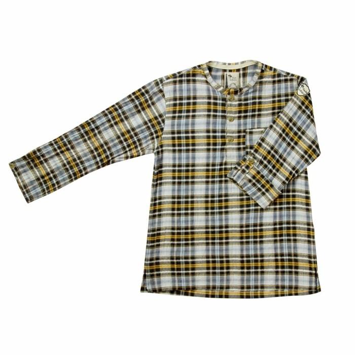 chemise-a-carreaux-enfant-la-redoute-en-jaune-et-noir-manches-longues-boutons-cool-resized