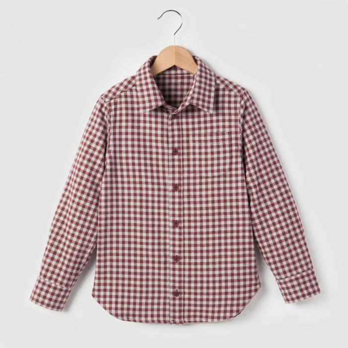 chemise-a-carreaux-enfant-la-redoute-en-rouge-et-blanc-petits-motifs-resized