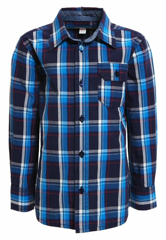 chemise-a-carreaux-enfant-zalando-en-bleu-fonce-resized