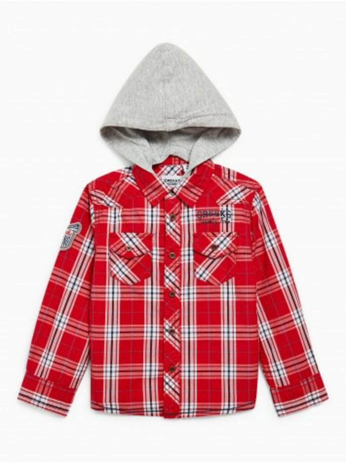 chemise-a-carreaux-enfant-a-capuche-en-rouge-et-blanc-la-halle-resized