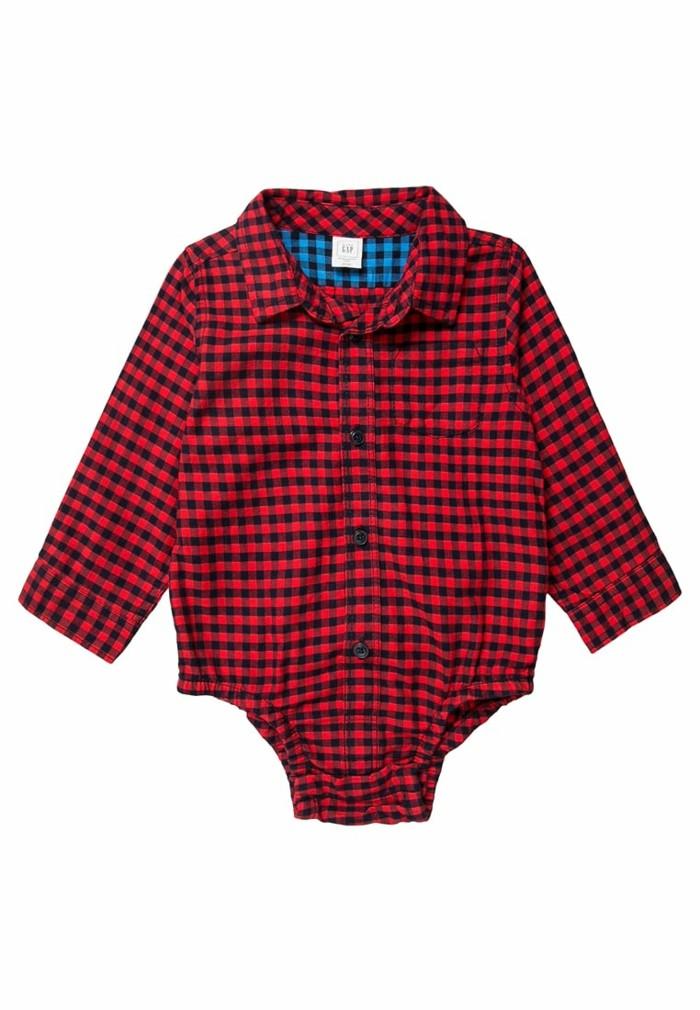 chemise-a-carreaux-enfant-bebe-zalando-gap-rouge-moderne-resized