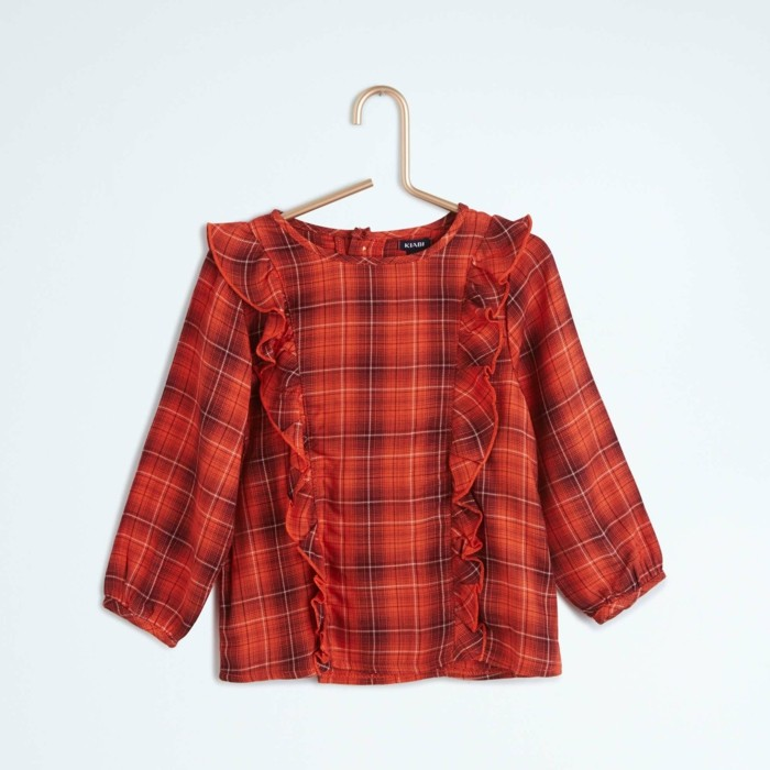 chemise-a-carreaux-enfant-blouse-a-volants-et-en-orange-kiabi-resized