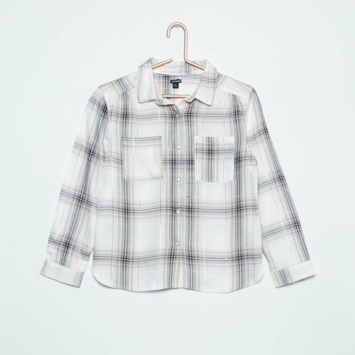 chemise-a-carreaux-enfant-fille-kiabi-en-blanc-et-noir-resized