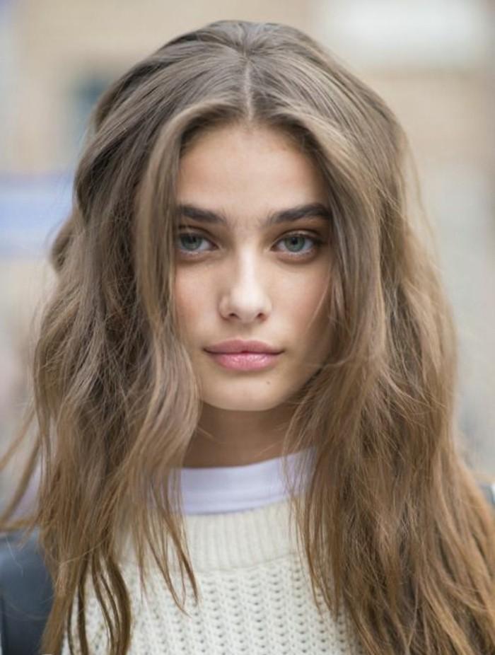 Les cheveux chatain quelle nuance choisir et pourquoi for Comment bien choisir sa coupe et couleur de cheveux