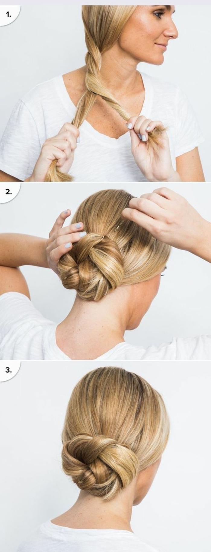 chignon-facile-a-faire-chignon-en-tresse-cheveux-longs