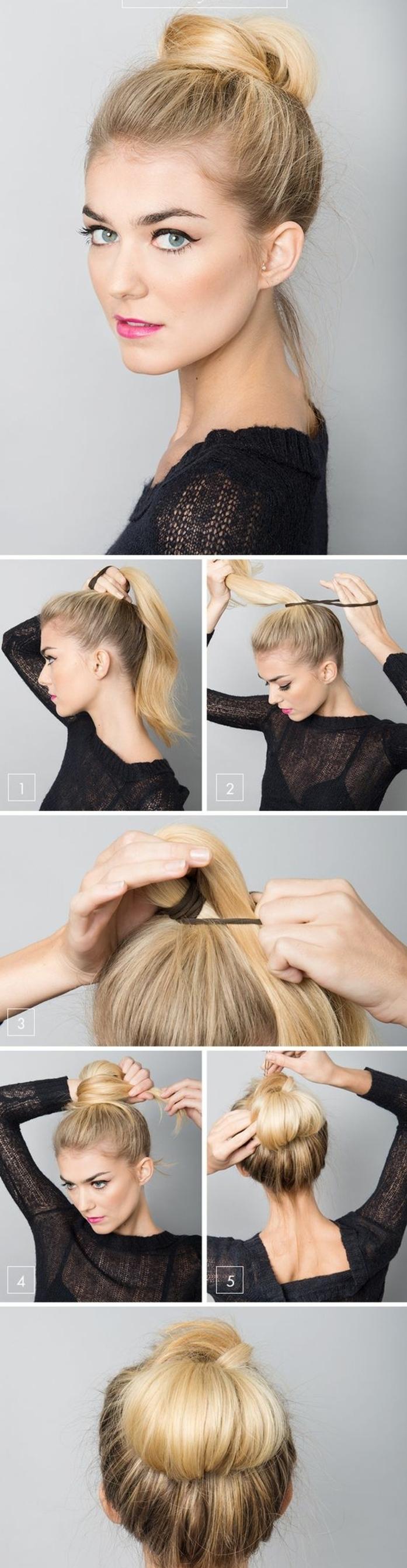 chignon-facile-a-faire-tuto-chignon-facile-cheveux-longs