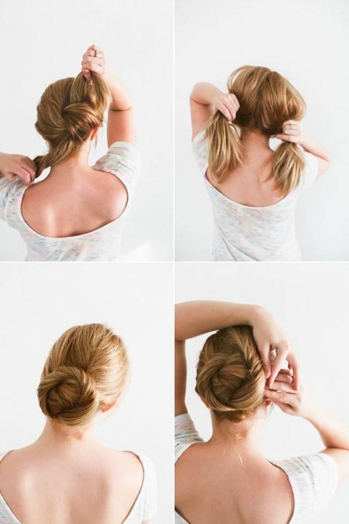 chignon-simple-realiser-une-coiffure-jolie-et-facile