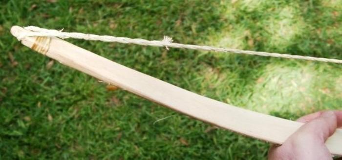 fabriquer un arc en bois tutoriel et quelques photos. Black Bedroom Furniture Sets. Home Design Ideas