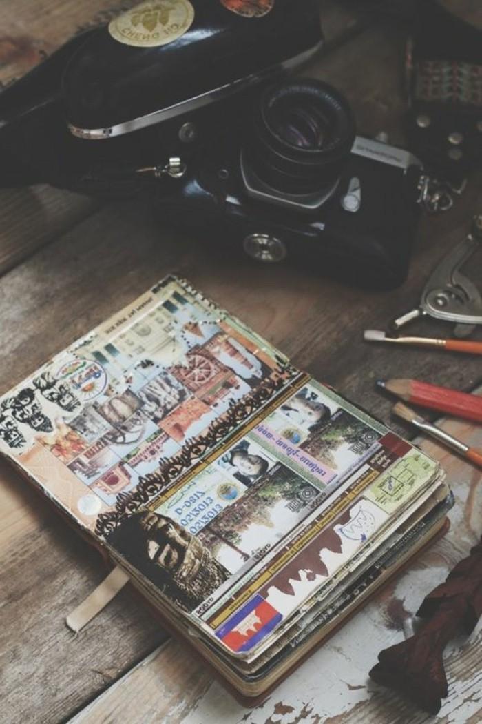 comment faire un carnet de voyage  id u00e9es inspirantes en 60 photos