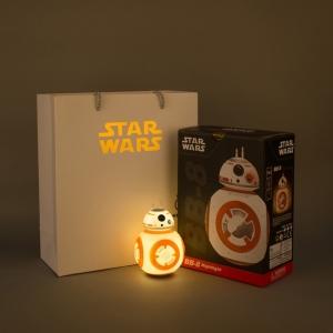Star Wars 7 BB-8 LED Veilleuse - magnifique cadeau de Noël pour homme