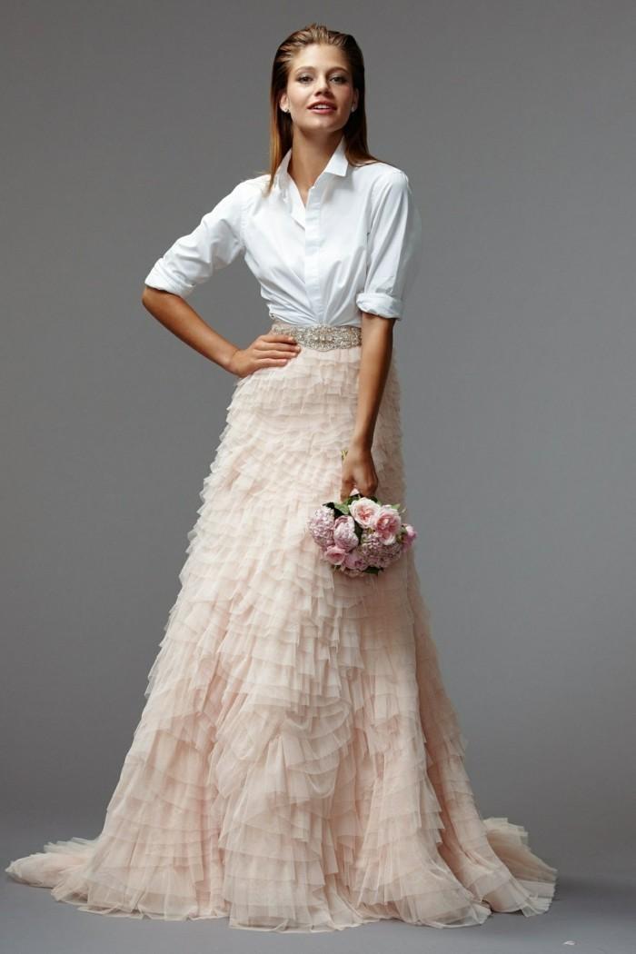 Trouvez la meilleure robe de mari e avec manches for Robes de mariage abordables