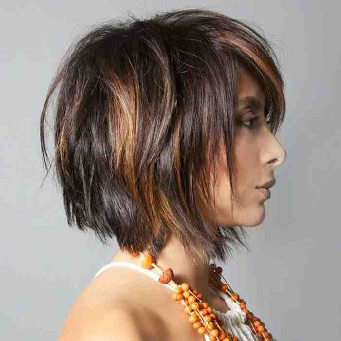 coupe cheveux carre degrade plongeant