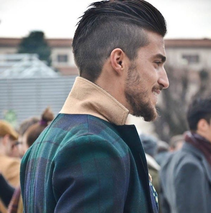coupe-hipster-homme-undercut-degrade-barbe-tendance-mode-arriere-herisson