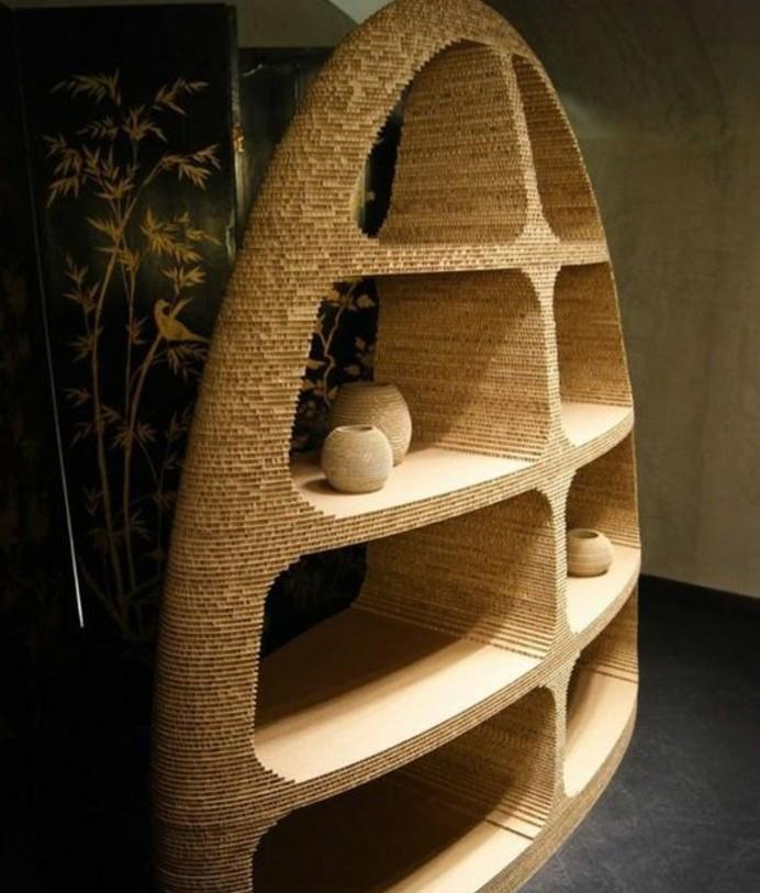 creation-en-carton-tres-esthetique-un-buffet-design-et-moderne-diy-tuto-meuble-en-carton-pour-les-professionnels