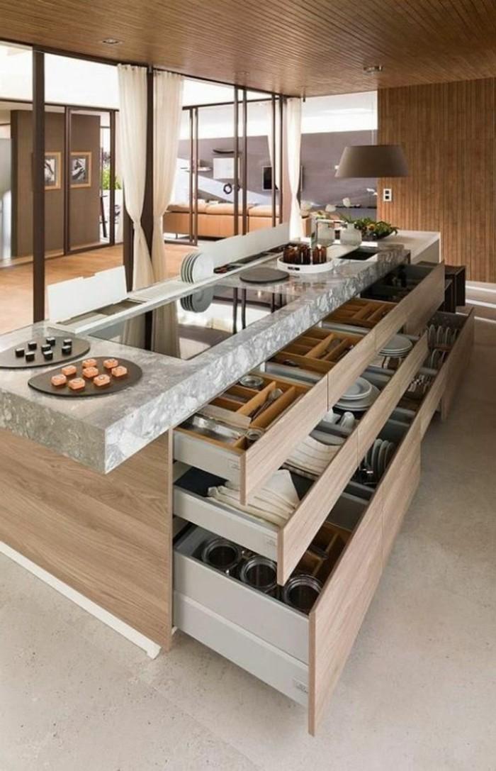 cuisine-equipee-avec-ilot-central-ilot-avec-grands-tiroirs