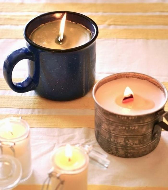 de-la-caire-fondue-dans-des-tasses-a-cafe-suggestion-simple-et-superbe-fabriquer-des-bougies-geniales