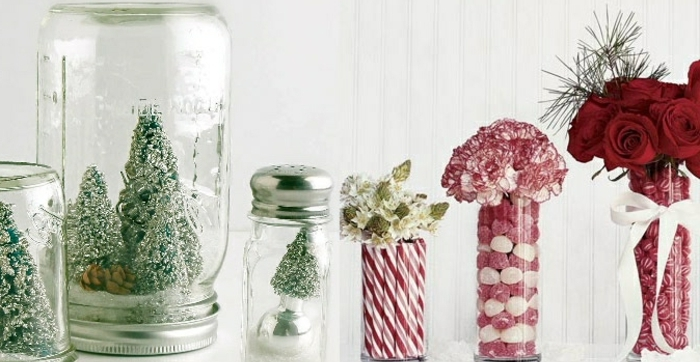 Décoration de Noël à fabriquer soi,même , 87 idées DIY
