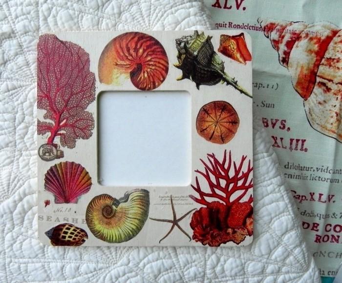 deco-patch-sur-un-cadre-photo-motifs-monde-marin-coquilles-magnifique-idee-de-cadeau-a-faire-soi-meme