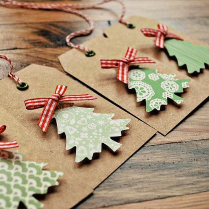 decoration-de-noel-diy-facile-a-realiser-sapins-de-noel-joliment-decores-suggestion-tres-sympa