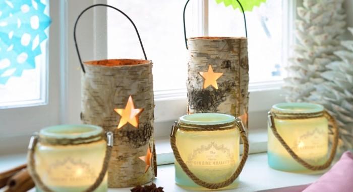 decoration-de-noel-pour-fenetre-photosphores-nature-arbustes-aux-etoiles