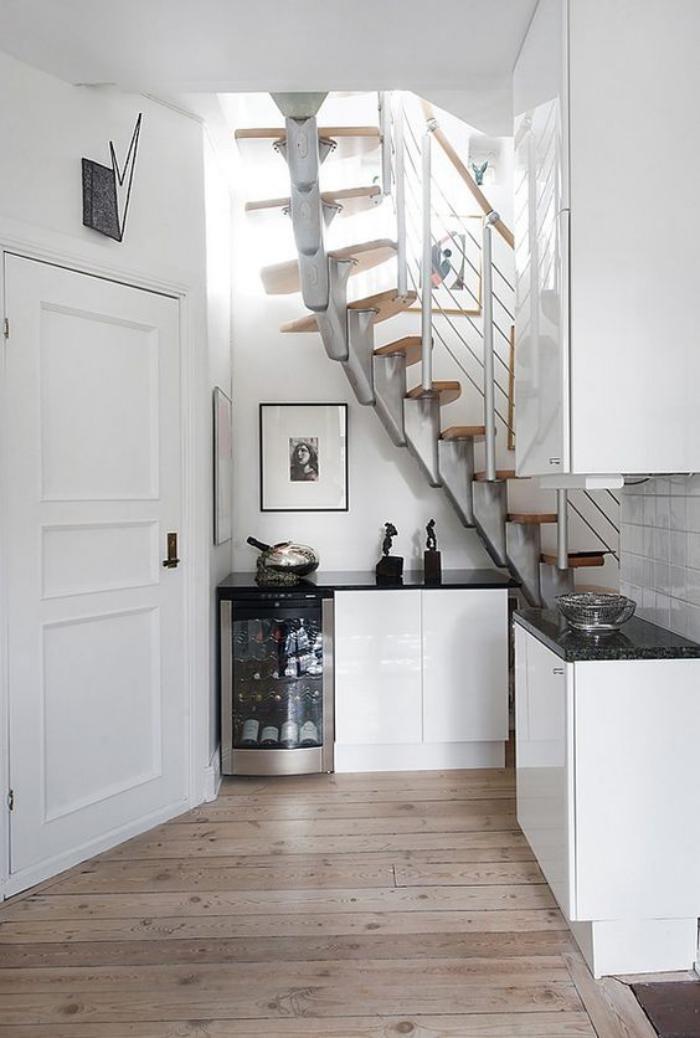 escalier-modulaire-cuisine-scandinave-originale