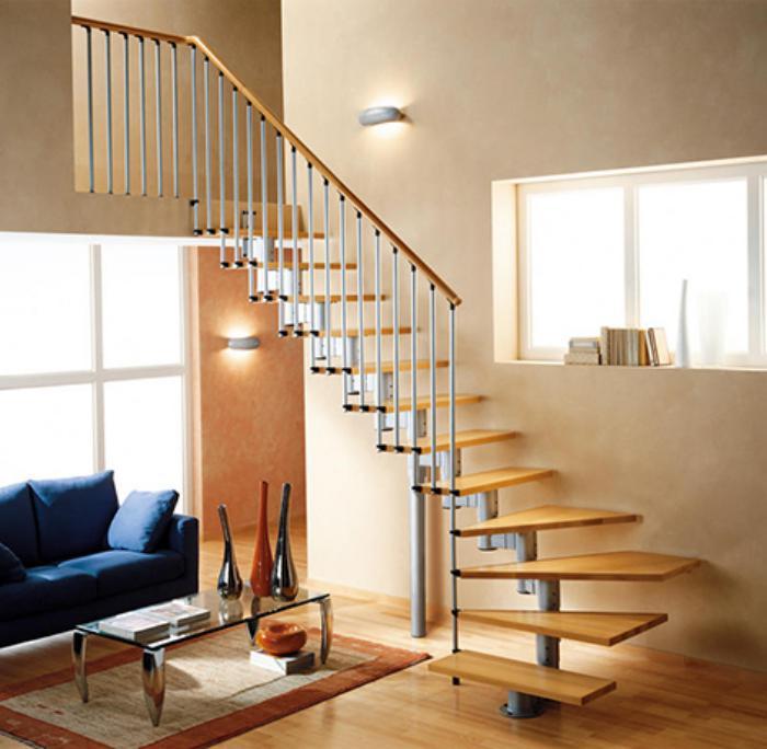 Installer Un Escalier l' escalier modulaire - trouvez une solution astucieuse et plus
