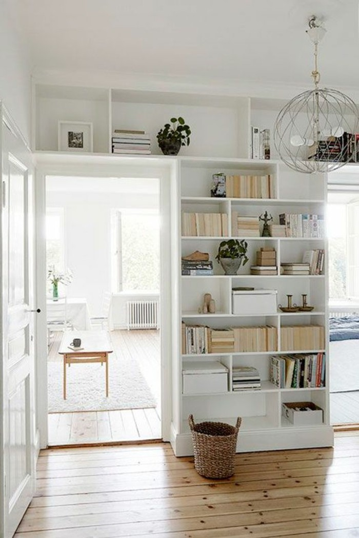 etagere-bibliotheque-blanche-rangement-mural-original