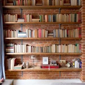 La bibliothèque murale en 65 photos inspirantes