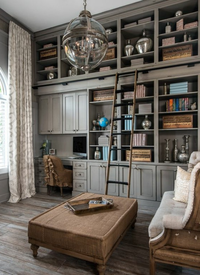 etagere-bibliotheque-grise-et-meubles-beiges-bureau-integre