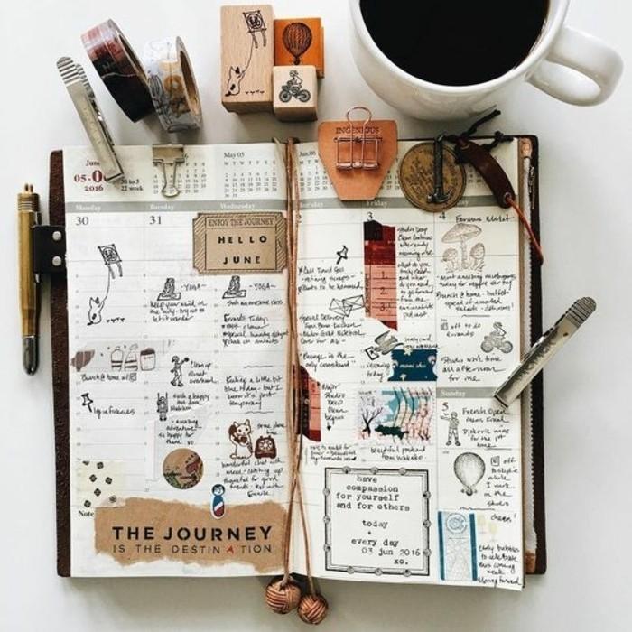 exemple-de-carnet-de-voyage-gomme-a-crayon-cafe