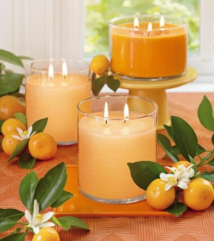 fabriquer-des-bougies-exemple-de-bougie-parfum-clementines-gros-pots-en-verre