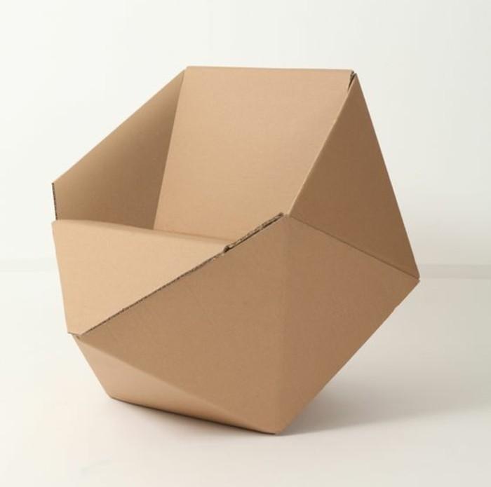 Meuble en carton 60 id es que vous pouvez r aliser vous m mes - Reposez vous dans un hamac design ...