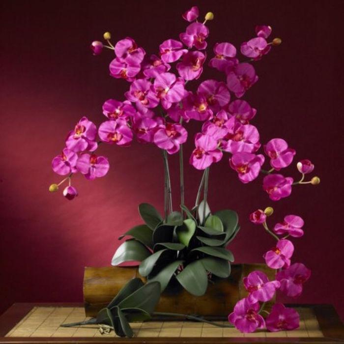 fleurs-artificielles-orchidee-plante-artificielle